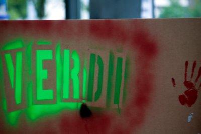 ver.di-Graffitti